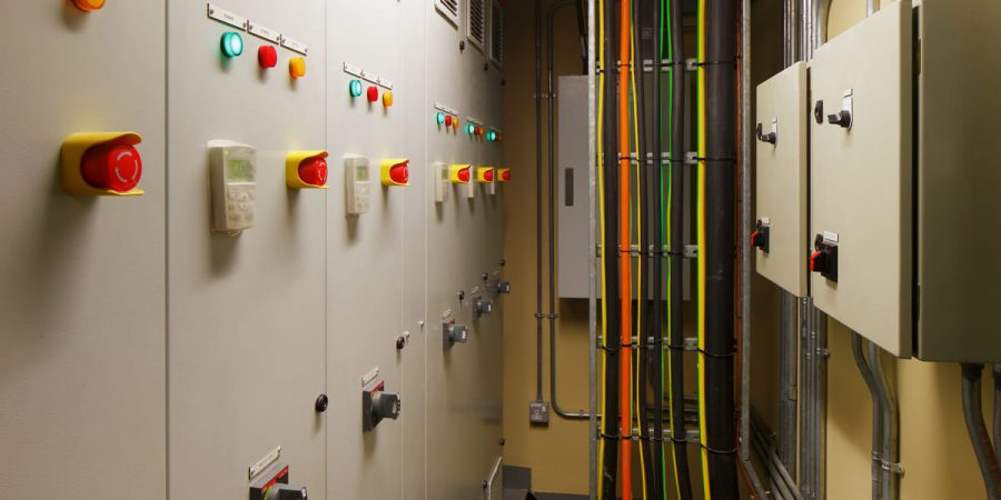 Electrical installations in hospitals