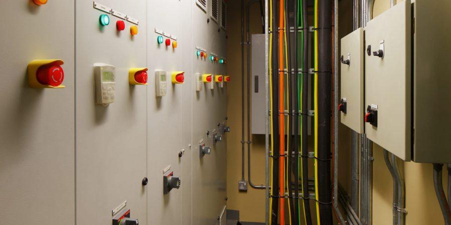 Instalación eléctrica hospitalar